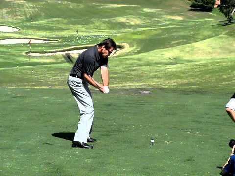 Sir Nick Faldo Slow Motion @ The Grand Del Mar 2010