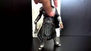 getlinkyoutube.com-Neca onyx assassin ezio toy review