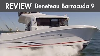 getlinkyoutube.com-Beneteau Barracuda 9 Boat Review / Performance Test