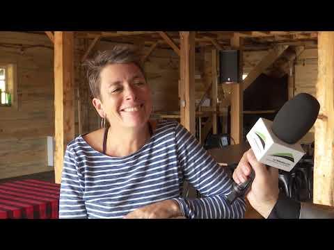 Lisa Linton partage sa passion des chevaux