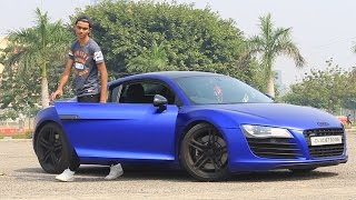 getlinkyoutube.com-Uber Prank | Picking up Uber riders in Audi R8 | Pranks in India