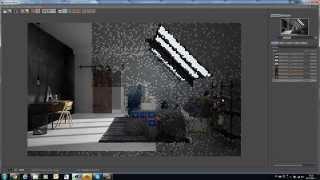 getlinkyoutube.com-CINEMA 4D + V-Ray Interior Scene Tutorial