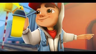 getlinkyoutube.com-Subway Surfers - Launch Trailer