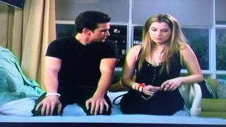 getlinkyoutube.com-Red Band Society-1x09 Hunter and Kara Scene 3