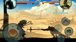 getlinkyoutube.com-Shadow fight 2 Act 6 survival