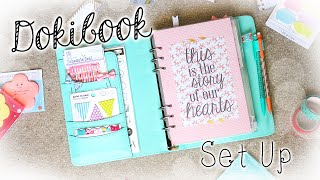 getlinkyoutube.com-✏ Dokibook Planner Set Up 2015