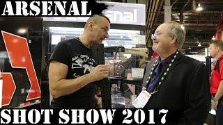 getlinkyoutube.com-Arsenal: Shot Show 2017!
