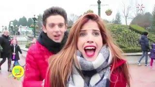 Candelaria Molfese La sorpresa de Ruggero en un video  ( Diario de Viaje )
