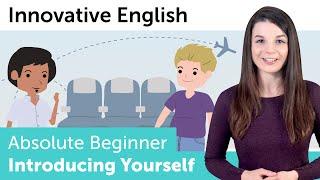 getlinkyoutube.com-Learn English - Introduce Yourself in English - Innovative English