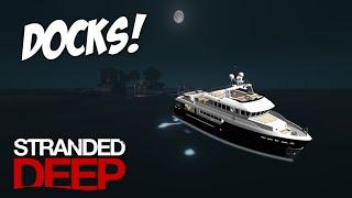 getlinkyoutube.com-Stranded Deep: Part 27 - BUILDING A DOCK!
