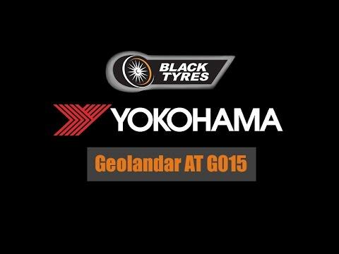 Yokohama Geolandar A T G015  Moab Experience