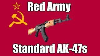 getlinkyoutube.com-Red Army Standard AK-47 Rifle at Classic Firearms