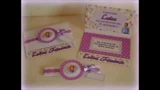 getlinkyoutube.com-95 Ideias para decoração Festa Princesa Sofia