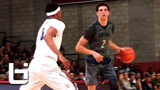 getlinkyoutube.com-#1 Chino Hills vs Bishop Gorman FULL Raw Highlights! Exciting Match-up at Nike Extravaganza!