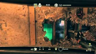 getlinkyoutube.com-Rainbow Six: Siege (Closed Beta Footage) | All Alone