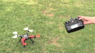 getlinkyoutube.com-X380 X380 A  X380 B X380 C  FPV GPS 2 4G 1080P HD Camera RC  Quadcopter RTF