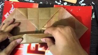 getlinkyoutube.com-折紙盒 正方形 (漫動作)