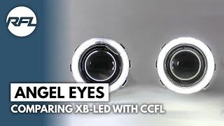 getlinkyoutube.com-Comparing XB-Led with CCFL angel eye