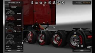 getlinkyoutube.com-[ETS2]Euro Truck Simulator 2 Scania R & Streamline Modifications V2.0 for ETS2 v1.25