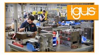 getlinkyoutube.com-Arbeits- und Ausbildungsangebot in der igus®-Fabrik, Köln Porz