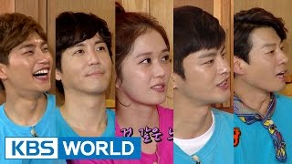 getlinkyoutube.com-Happy Together - Jang Nara, Seo Inguk, Choi Wonyoung & more! (2015.07.09)