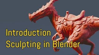 getlinkyoutube.com-Introduction: Sculpting in Blender (Tutorial EN)