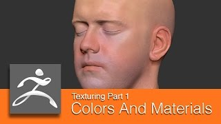 DART 153 Intro To ZBrush: Texturing Part 1 Colors And Materials