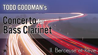 getlinkyoutube.com-Goodman Concerto for Bass Clarinet and Orchestra, II. Berceuse et Rêve