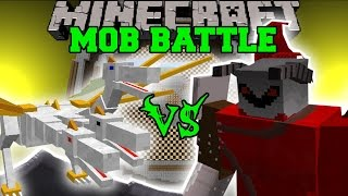getlinkyoutube.com-THE PRINCE VS DEMON LORD - Minecraft Mob Battles - Minecraft Mods