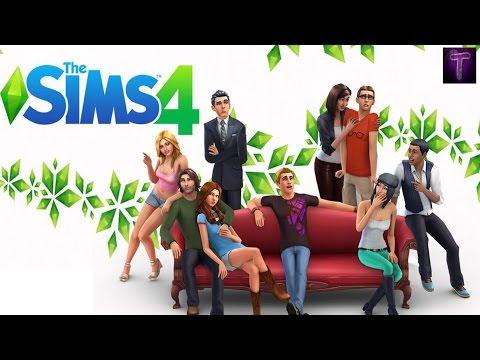 The Sims 4 Pl - Jak wygląda poród w Sims 4? Maja rodzi! :P