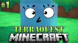 getlinkyoutube.com-Zu ARM für TERRARIA! - Minecraft Terraquest #001 [Deutsch/HD]