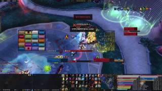 getlinkyoutube.com-Tel'arn Mythic - Enhancement Shaman POV