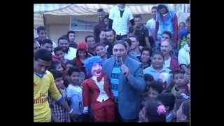 getlinkyoutube.com-فقرة الأراجوز - كرنفال يوم اليتيم السنوى - ملعب مركز شباب كفر حشاد 2015