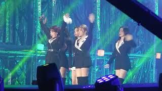 SBS Gayo Daejun 가요대전 : Red Velvet 레드벨벳 - Peek-A-Boo 피카부 performance 17.12.25 [Fan Cam]