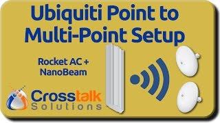 getlinkyoutube.com-Ubiquiti Point to Multi Point Setup