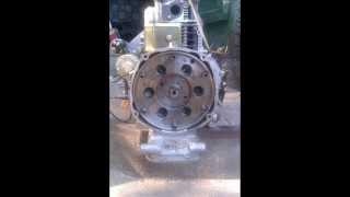 Дизельный двигатель С переходной плитой для установки на МТ
