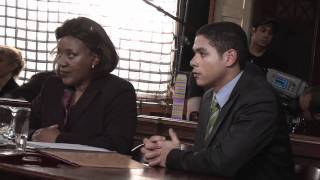 CCH Pounder on her role as attorney Carolyn Maddox on Law & Order SVU