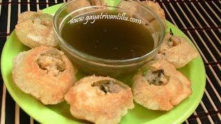 getlinkyoutube.com-Paani Puri- Indian Andhra Telugu Food