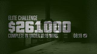 getlinkyoutube.com-GTA Online PC - Pacific Standard (Elite Challenge, 8m18s)