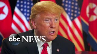 What happened during Trump, Kim Jong Un's historic summit