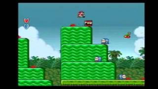 getlinkyoutube.com-Super Mario All-Stars (Wii) - Gameplay