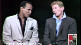 "getlinkyoutube.com-Danny Kaye & Harry Belafonte sing ""Hava Nagila"" 1965"