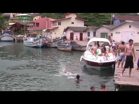 Barra da Lagoa, Florianopolis, Brazil