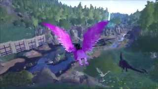 ARK: Survival Evolved S2E13 Hunting Time!