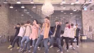 getlinkyoutube.com-SEVENTEEN (세븐틴) - 예쁘다 (Pretty U) Dance Ver. (Mirrored)
