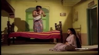 Punnami Chandrudu Movie Nutan Prasad and His Wife Scene || Shoban Babu, Suhasini