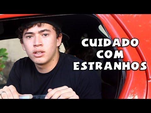 CUIDADO COM ESTRANHOS (com WHINDERSSON NUNES)