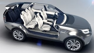 getlinkyoutube.com-2015 Land Rover Discovery LR4 INTERIOR 7 Seater IN DETAIL Vision Commercial CARJAM TV HD 2014