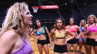 Oregon All Access: 2012 Oregon Cheer Tryouts