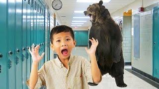 getlinkyoutube.com-Trump's Education Secretary: Bears Are Threatening Our Schools